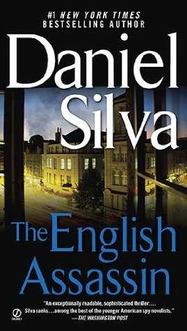 The English Assassin - Daniel Silva Image