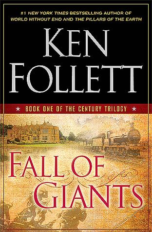 Fall of Giants - Ken Follet Image