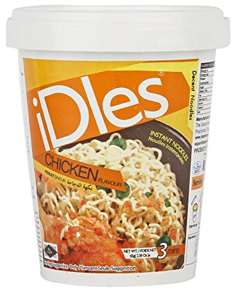 Idles Chicken Noodles Image