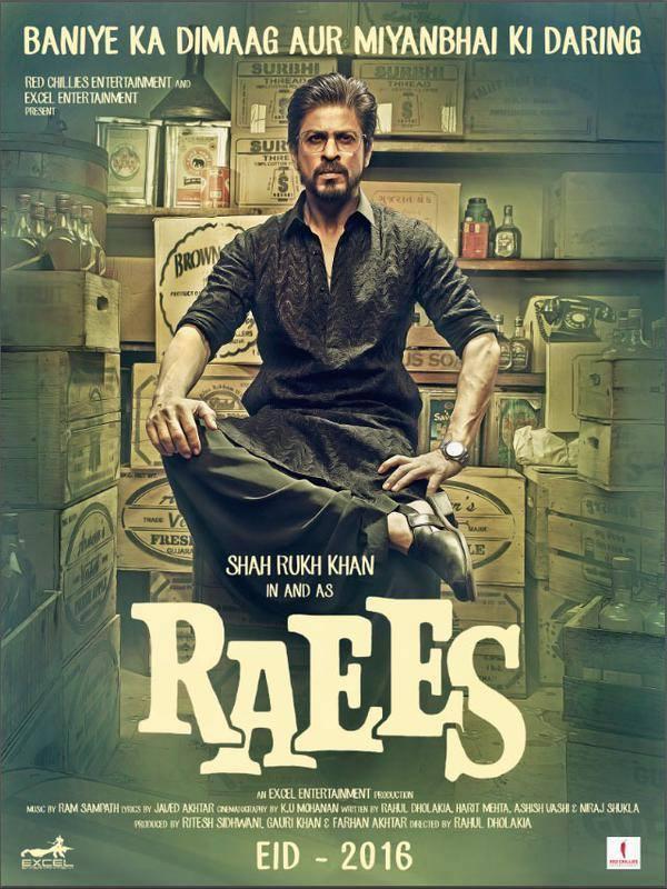 Raees Image