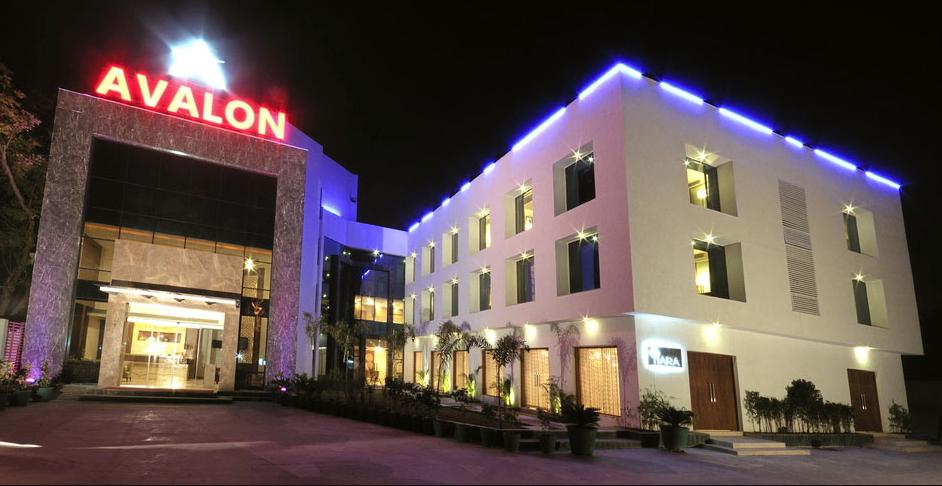 Ripples - Avalon Hotel - Bodakdev - Ahmedabad Image