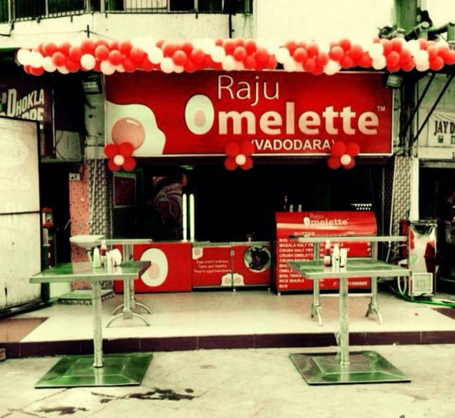 Raju Omelette - Gurukul - Ahmedabad Image