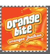 Parle Orange Bite Image