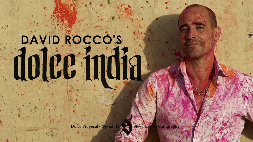David Rocco's Rolce India Image