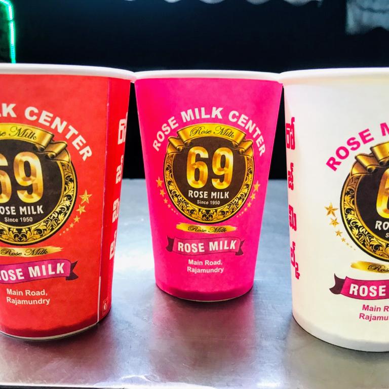 Rose Milk Center - Rajahmundry Image
