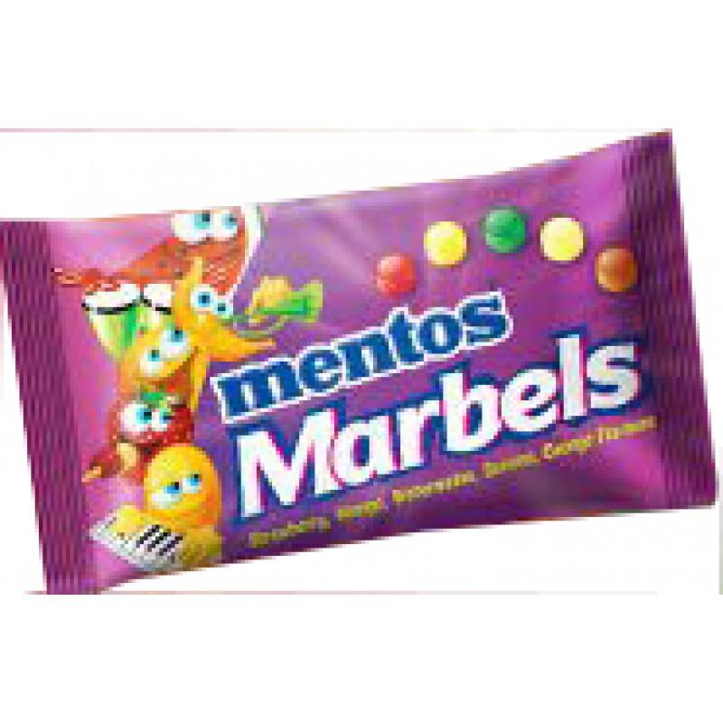 Mentos Marbles Image