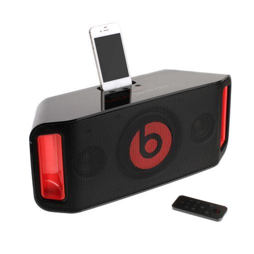 speakers beats. beats by dr. dre beatbox portable bluetooth speaker image speakers
