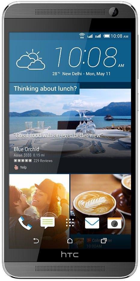 HTC One E9+ Dual Sim Image