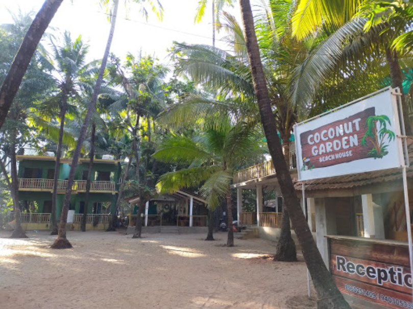 Coconut Garden Beach House - Tarkali - Malvan Image