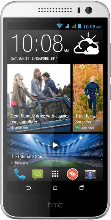 HTC Desire 616 Dual Sim Image