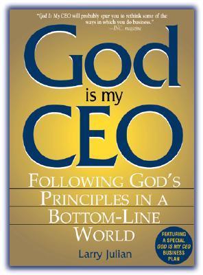 God Is My CEO - Larry Julian Image