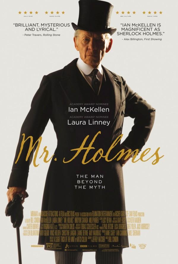 Mr. Holmes Image