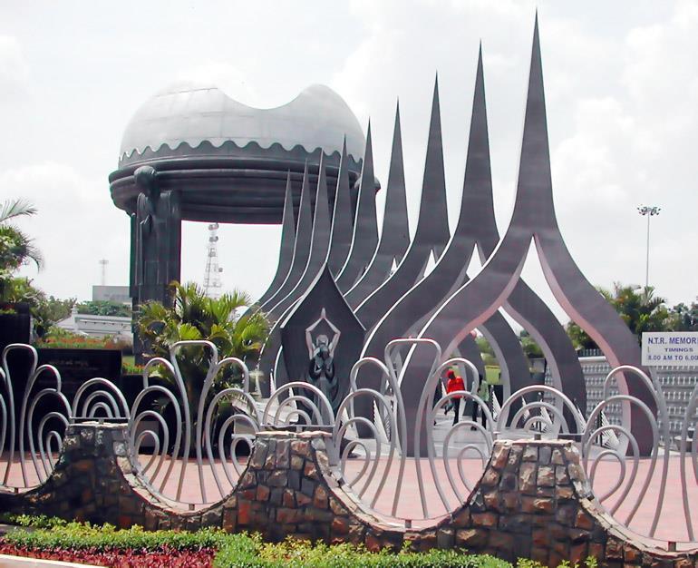 NTR Gardens - Hyderabad Image