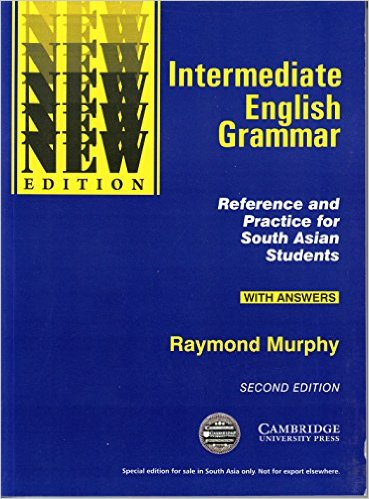 cambridge english grammar in use intermediate pdf