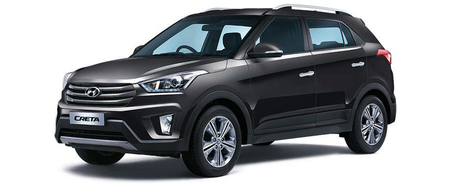 Hyundai Creta 1.6 CRDi SX Option Image
