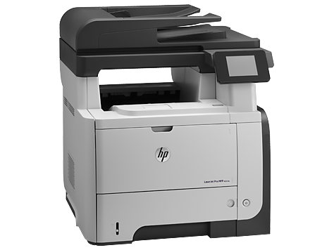 HP LaserJet Pro MFP M521dw Image