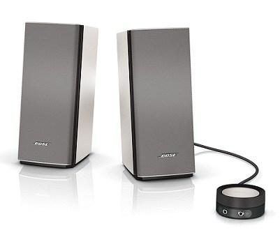 Bose Companion 20 Multimedia Speaker System Image