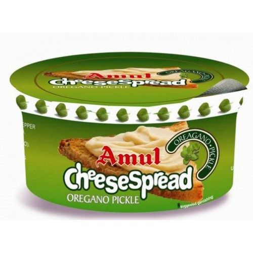Amul Cheese Spread Oregano Pickle Image