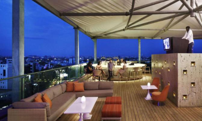 Evviva Sky Lounge - Bund Garden Road - Pune Image