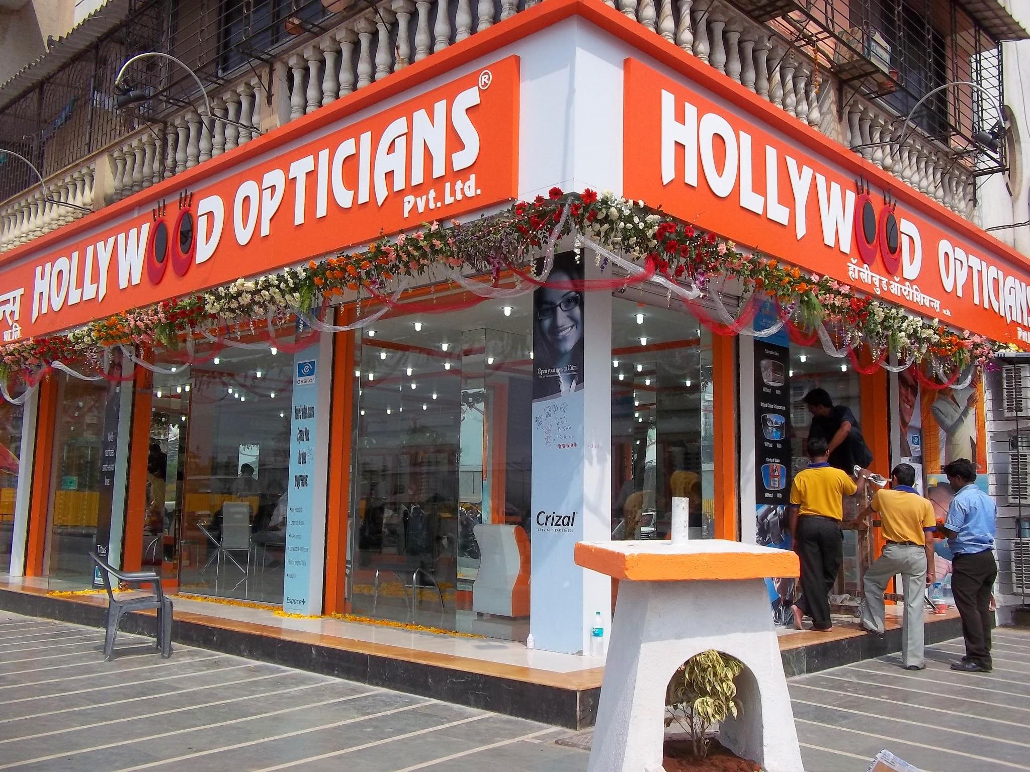 Hollywood Opticians - Seawoods - Navi Mumbai Image