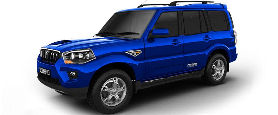 Mahindra Scorpio S10 AT 4WD Image