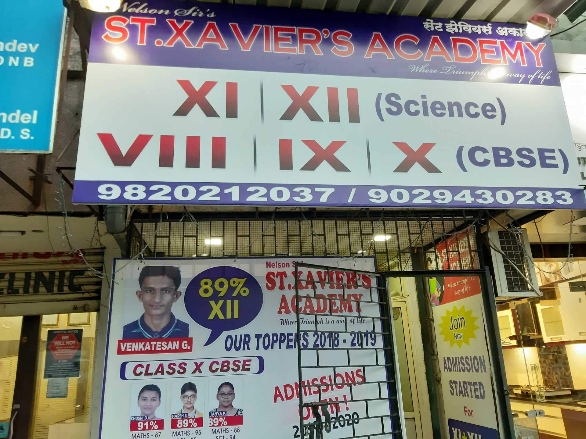 St Xaviers Classes - Kalyan - Thane Image