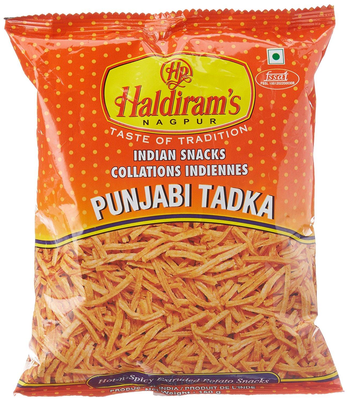 Haldiram's Punjabi Tadka Image