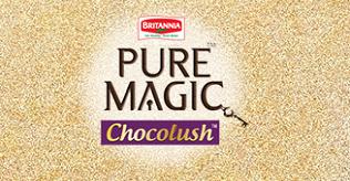 Britannia Pure Magic Chocolush Image