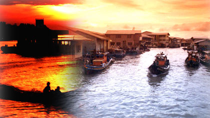 Pulau Ketam - Malaysia Image