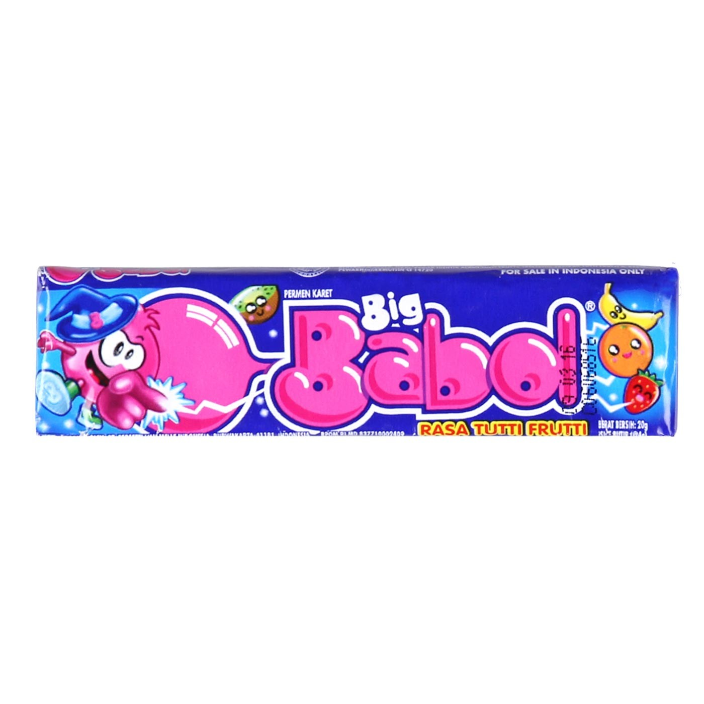 Big Babol Chewing Gum Image