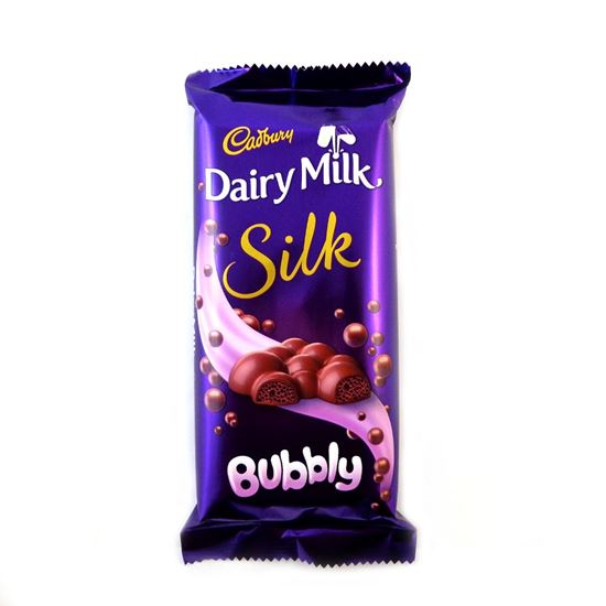 Cadbury Dairy Milk Silk Bubbly Image