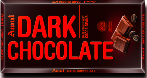 Amul Dark Chocolate Image