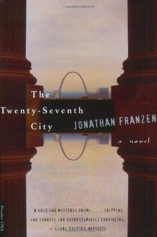 The Twety-Seventh City - Janathan Frazen Image