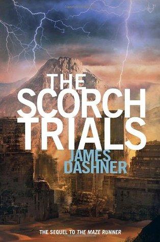 The Scorch Trials - James Dashner Image
