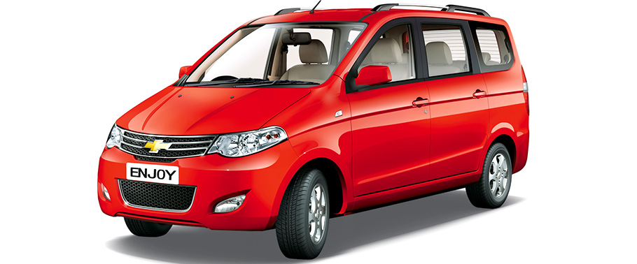 Chevrolet Enjoy 1 4 Lt 8 Reviews Price Specifications Mileage Mouthshut Com
