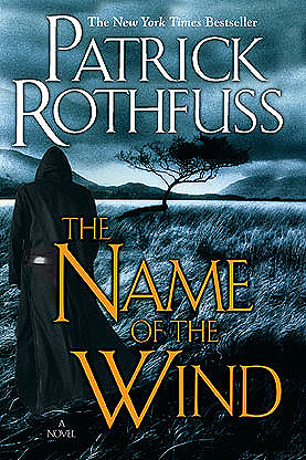 The Name of the Wind - Patrick Rothfuss Image