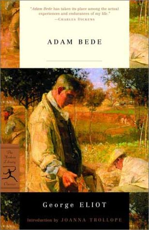 Adam Bede - George Eliot Image