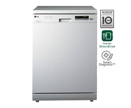 LG Dishwasher D1451WF Image