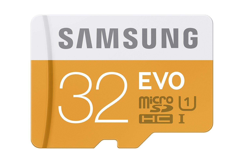 Samsung EVO SDHC Cards Image