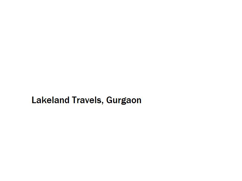 Lakeland Travels - Gurgaon Image