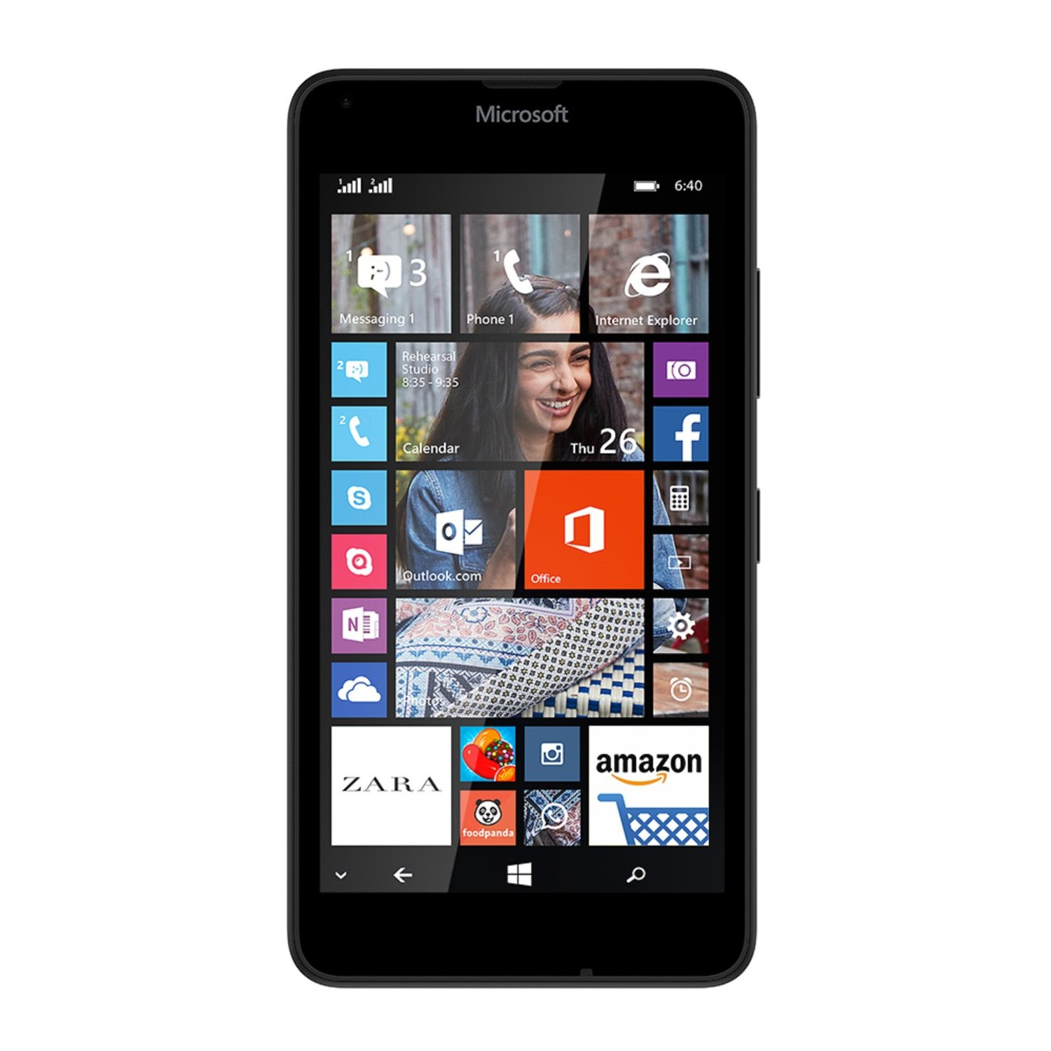 Microsoft Lumia 640 Dual Sim Photos Images And Wallpapers