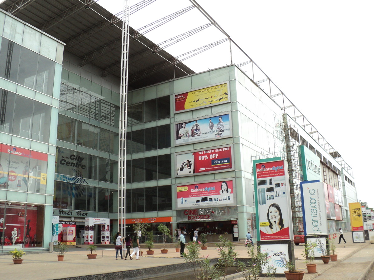 NASHIK CITY CENTRE MALL Photos, Images and Wallpapers ...