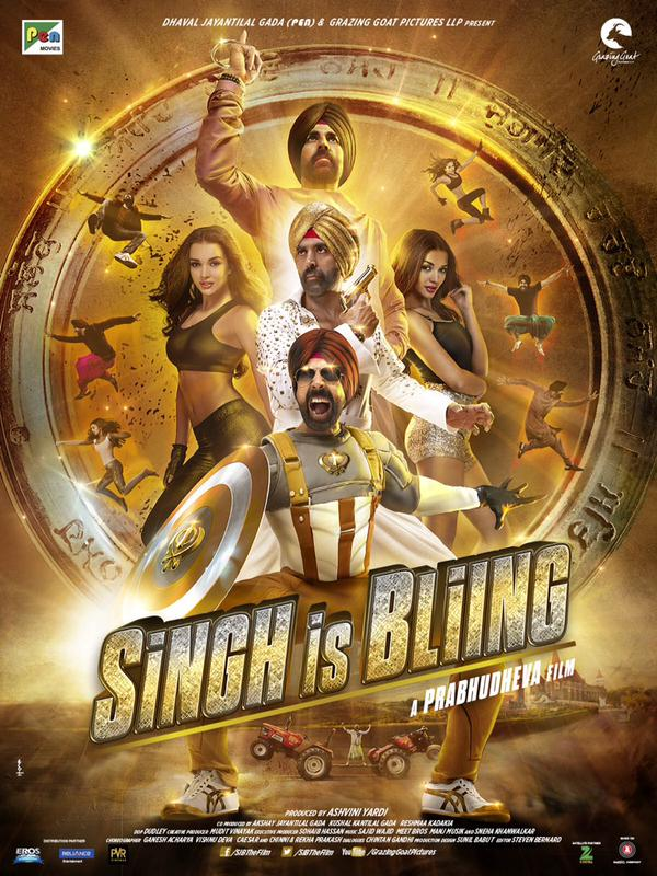 Singh Is Bliing Image