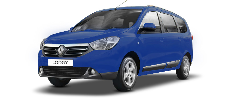 Renault Lodgy 110PS RxZ 7 Seater Image