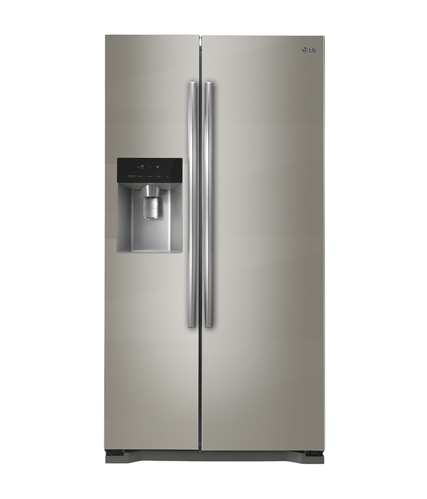 LG GC-L207GAQV Side By Side Refrigerator Image