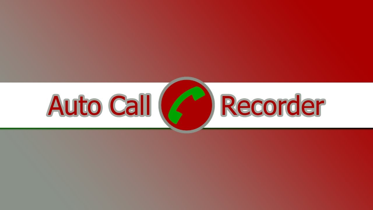 Auto Call Recorder : Automatic call recorder review