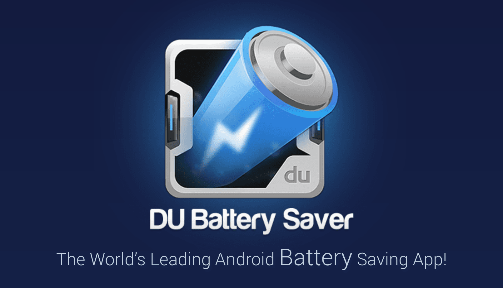 DU Battery Saver Image