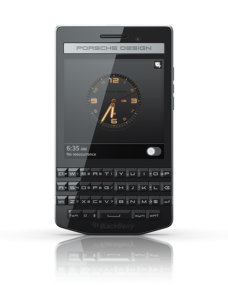 BlackBerry Porsche Design P'9983 Image