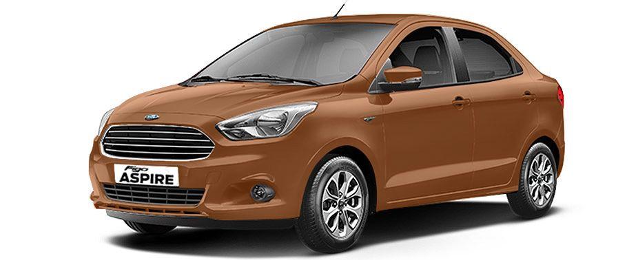 Ford Figo Aspire 1.5 TDCi Titanium Image