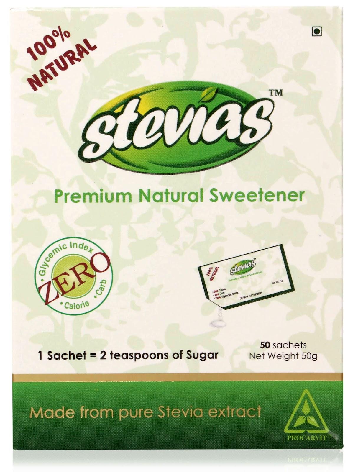 Stevias Premium Natural Sweetner Image